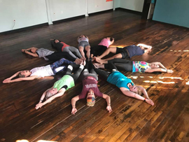Yoga Teacher Training Pictures
