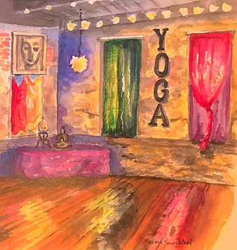 Sign-up for Yoga